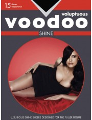 Voodoo Voluptuous Shine Pantyhose