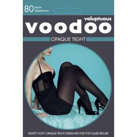 Voodoo Voluptuous Opaque Tights 80 Denier
