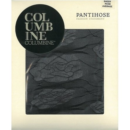 Columbine Sheer Rose Pantihose