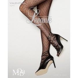 Levante Valentina Polka Dot Tights