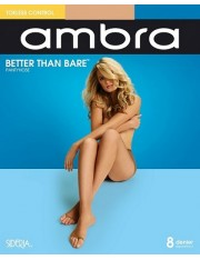 Ambra Better Than Bare Toeless Pantyhose