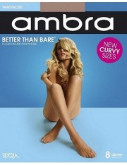 Ambra Better Than Bare Fuller Figure Pantyhose