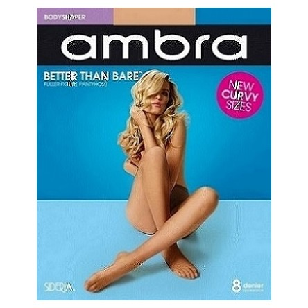 Ambra Better Than Bare Fuller Figure Bodyshaper Pantyhose