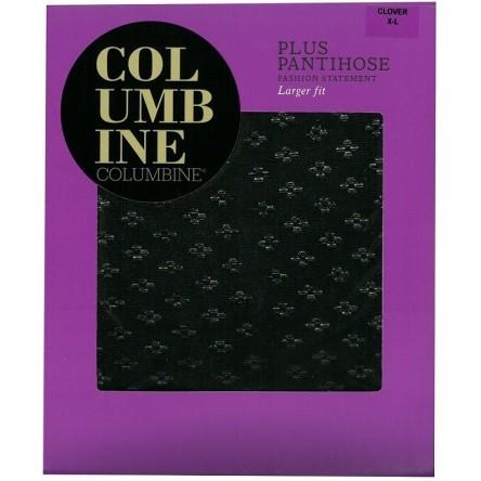 Columbine Plus Clover Pantihose