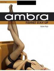 Ambra Fishnet Stay Ups