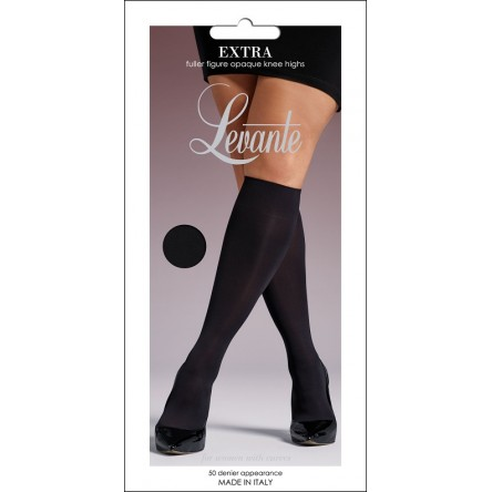 Levante Extra Bella Opaque Knee High