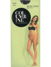 Columbine Busy Legs Pantyhose - 20 Denier