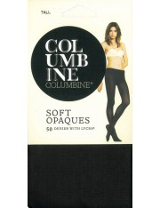 Columbine Soft Opaque Tights - 50 Denier