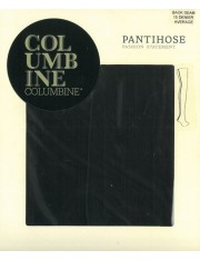 Columbine Back Seam Pantyhose