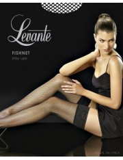 Levante Fishnet Stay Ups