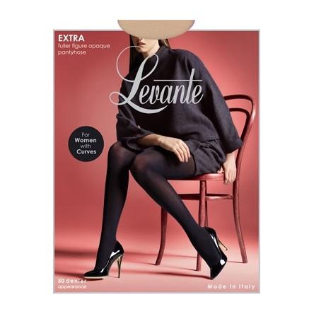 Levante Extra Fuller Figure Opaque Pantyhose
